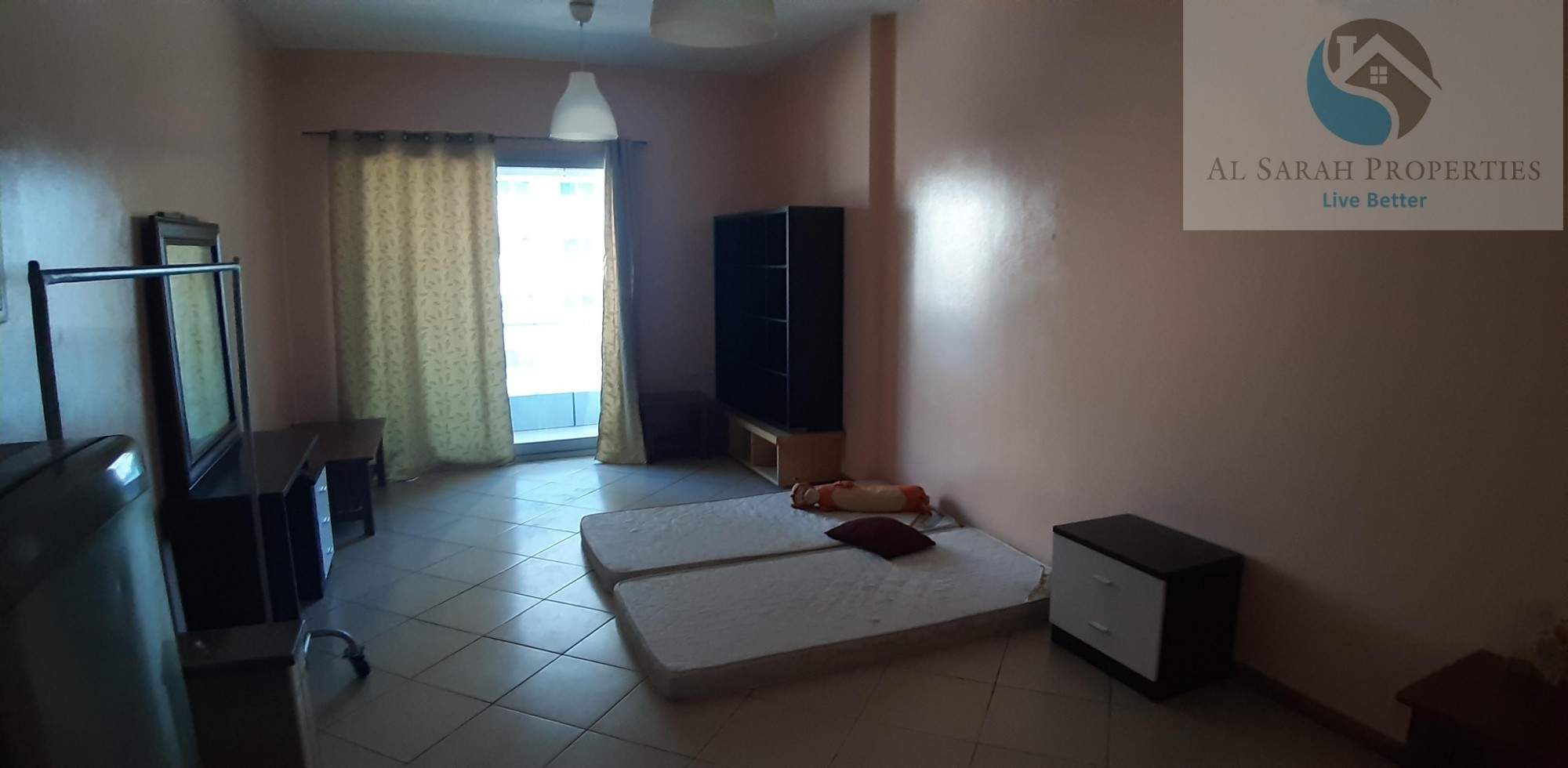 Spacious Studio Furnished-Marina Diamond 2 (Chiller & Gas Free)