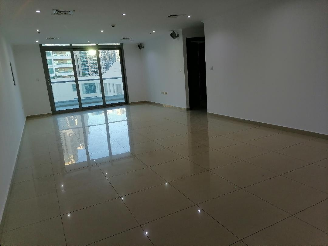 Dubai marina , 2 b/r with chiller free , 4 cheques , very large living area with balcony