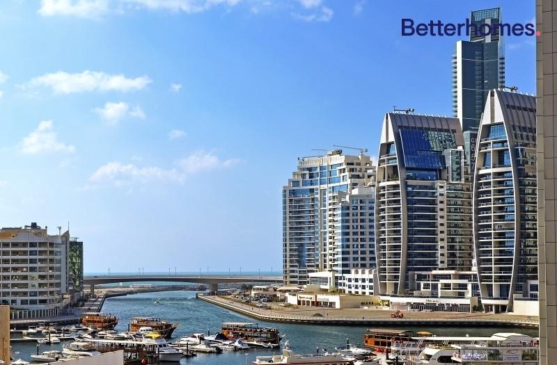 2 Rooms + Big Study | Marina View | Chiller Free