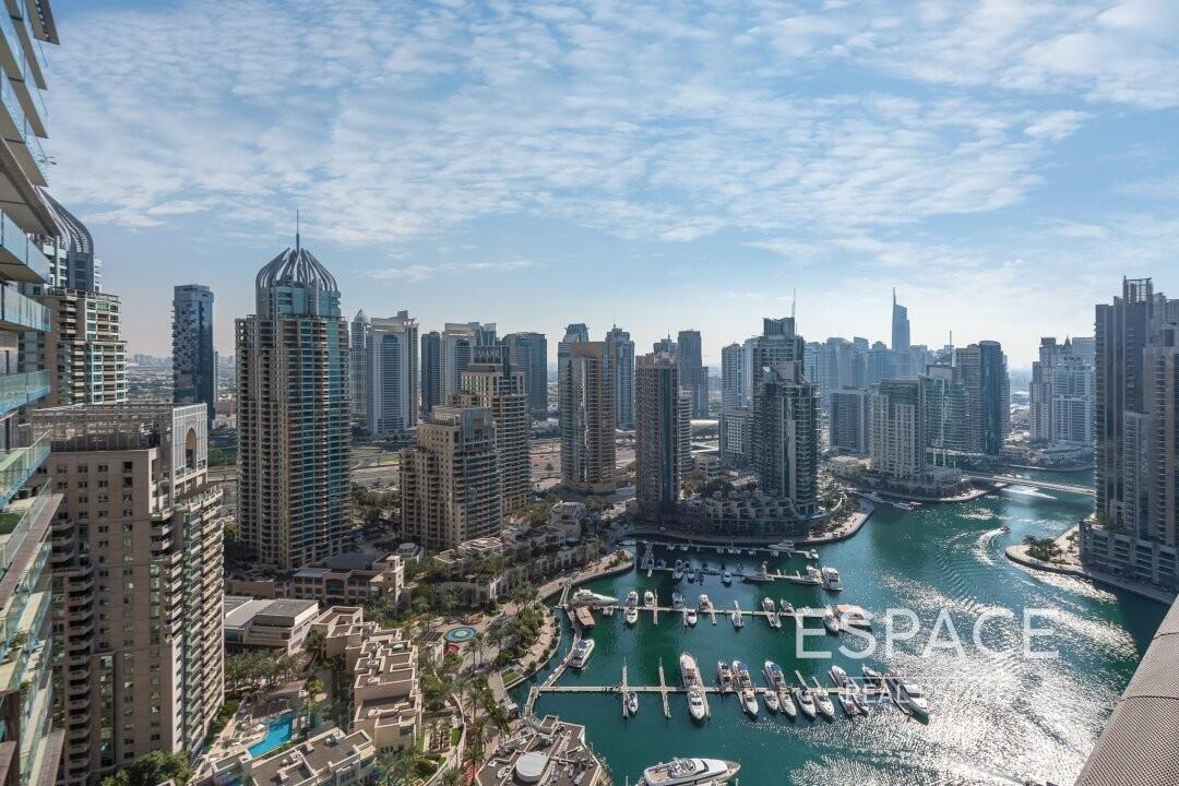Full Marina View| Rare Corner Unit| MG2