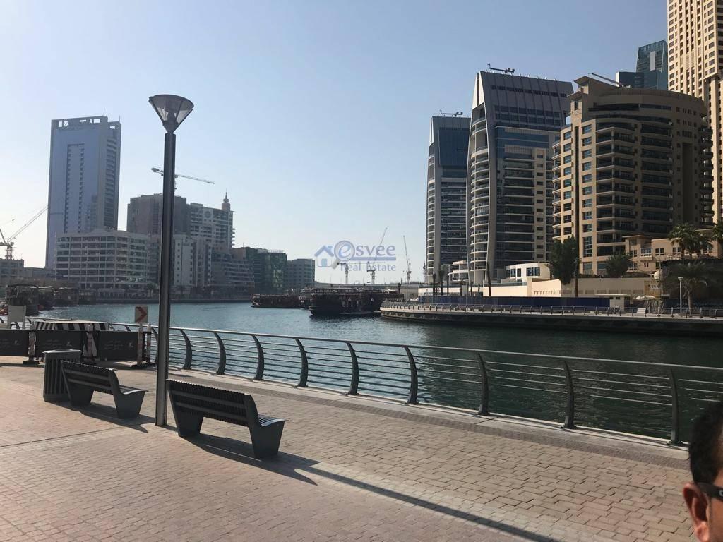 Retail space for rent in Dubai Marina , On the marina Walk