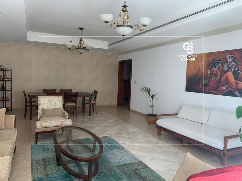 Alseef Tower Spacious 2BR+Maid Room Prime Location