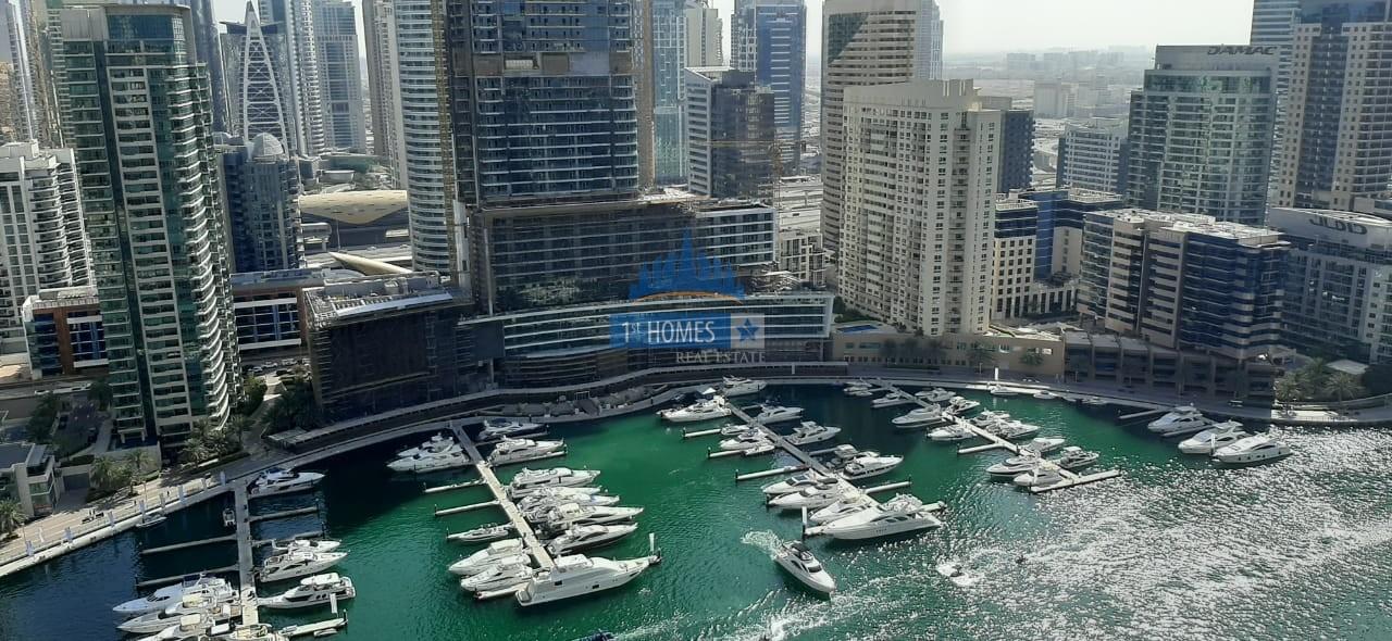 Spacious 2BR/ Biggest Layout / Full Marina View