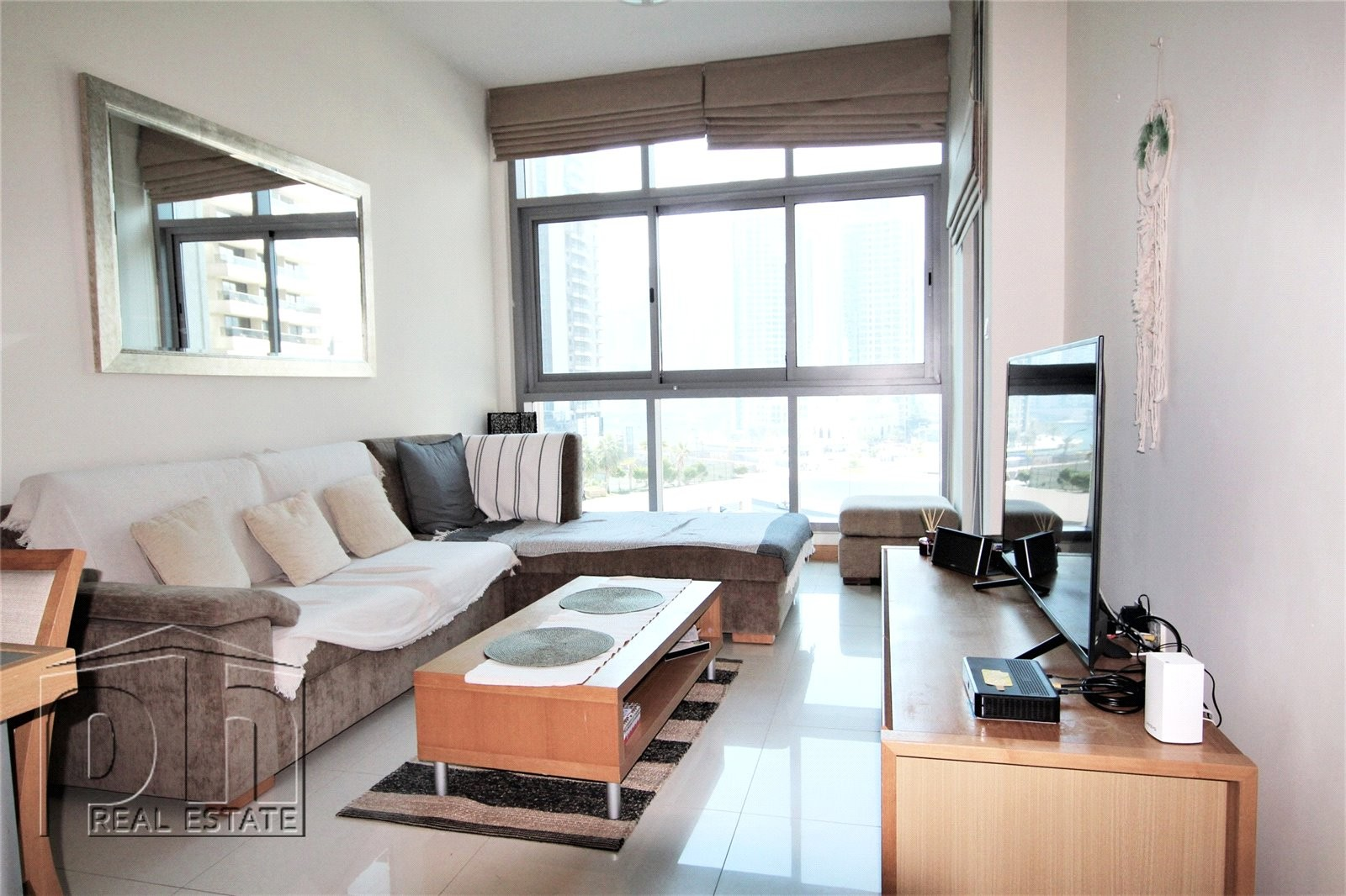 Marina View | Chiller Free | Furnished