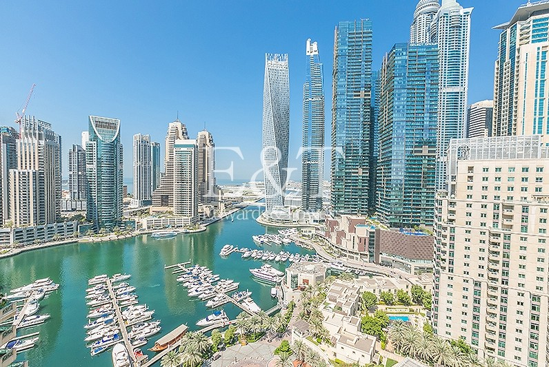 Available|Full Marina View|High Floor|2+Study