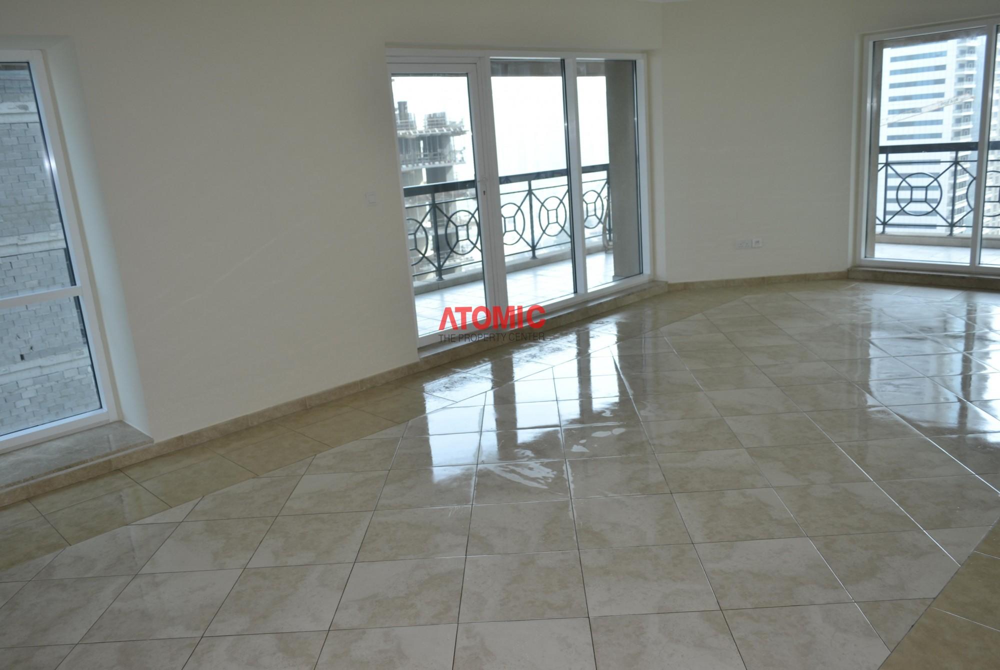 Huge 3 Br | Middle Floor | Best Price