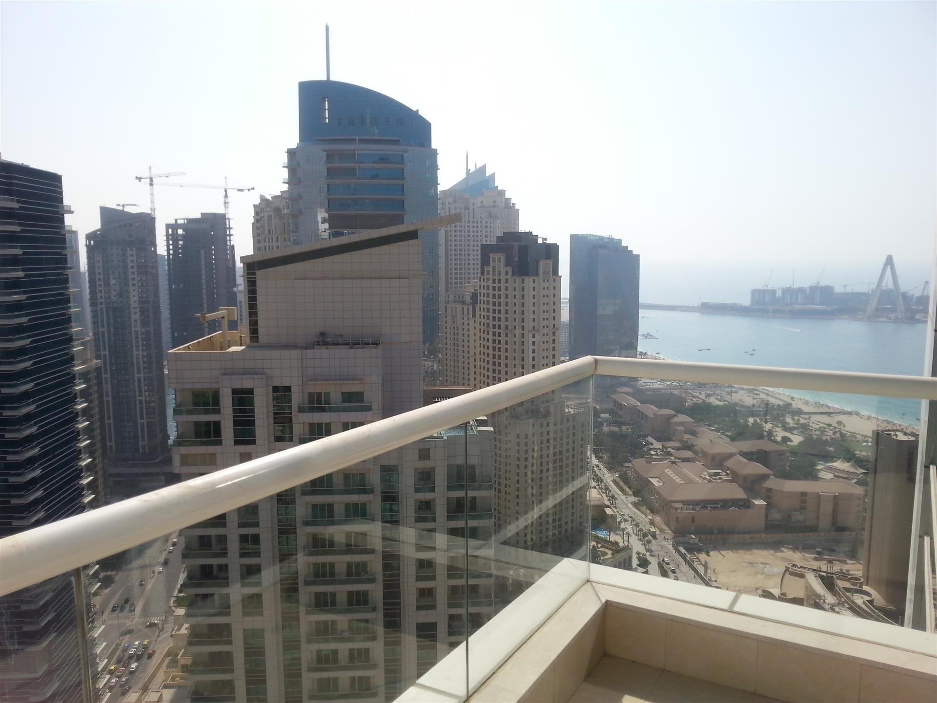 Tenanted 1BR Sea and Marina view | Botanica