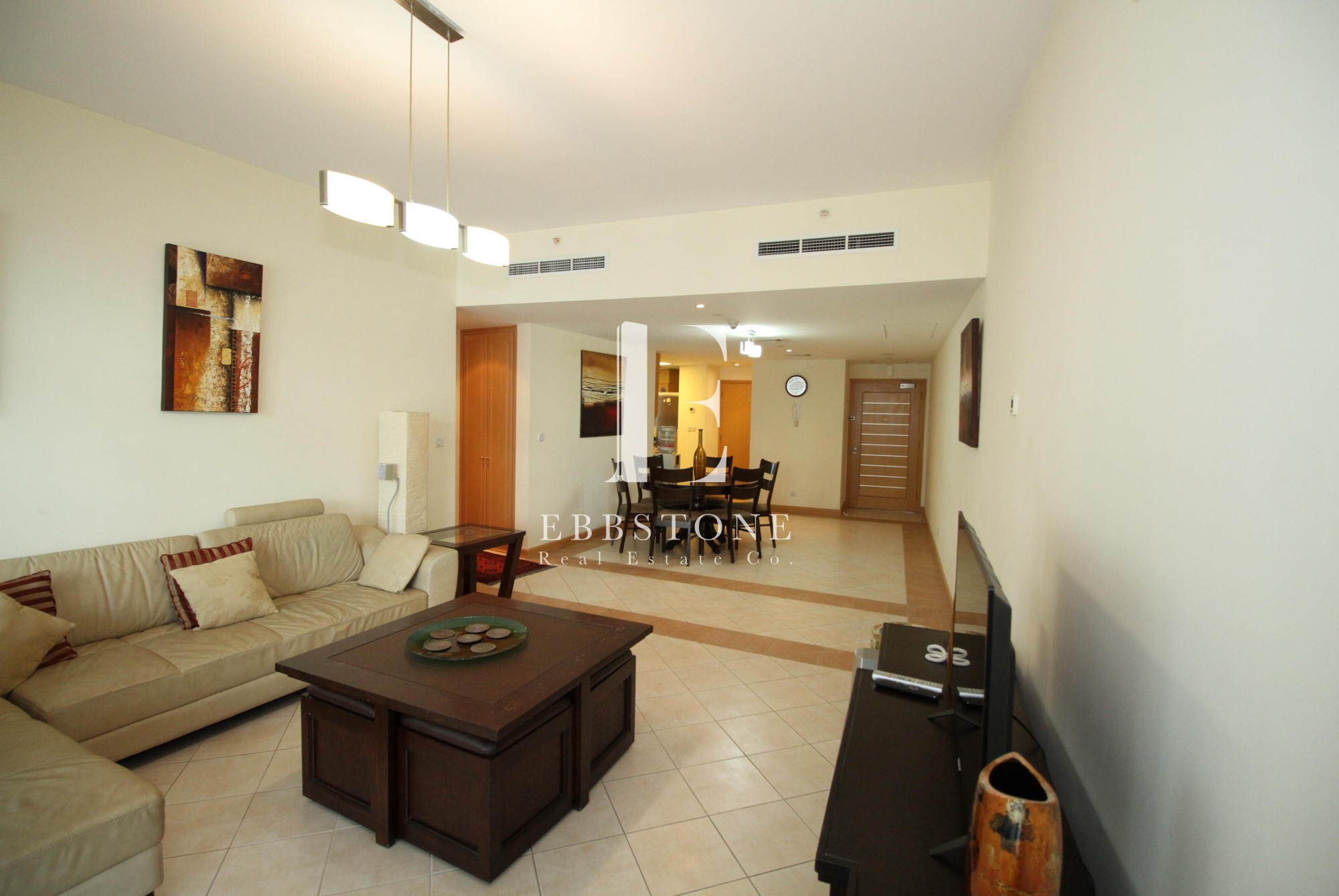 2 Bed + Maid | Fully Furnished | Marina View
