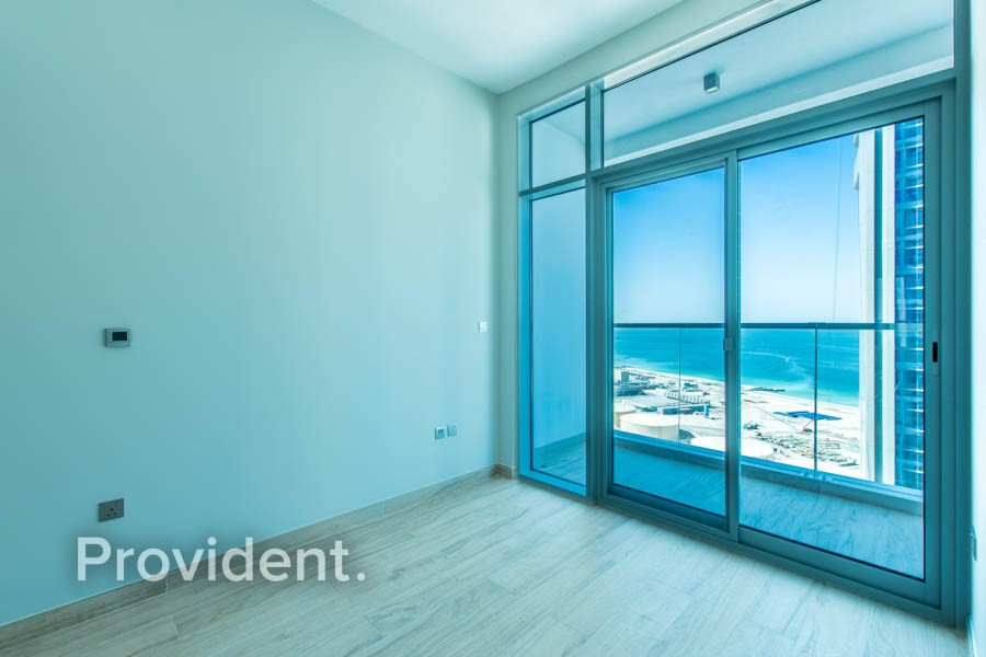 Sea View | New Building | Bright Finishings