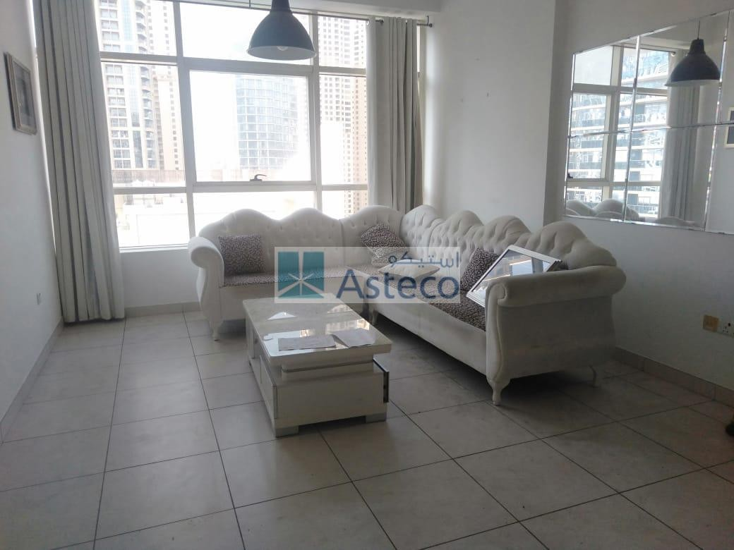 Bright 1 Bedroom | Near Dubai Marina Mall & Metro