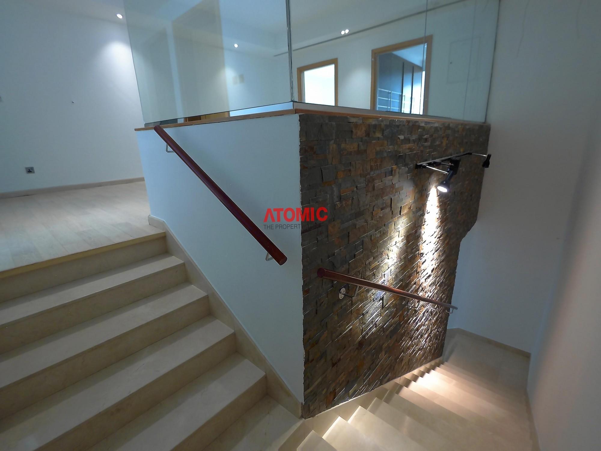 Upgraded 3 Br Duplex | Maids | Storage