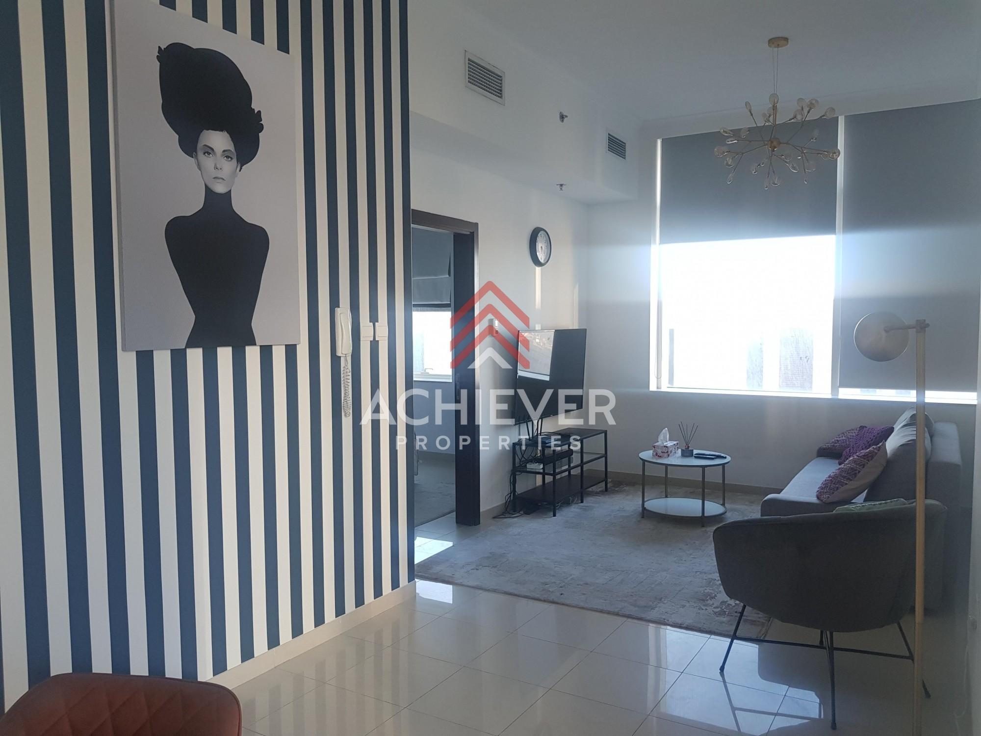 Must See | Elegantly Furnished | 1 Bedroom