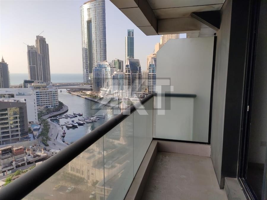 27 K / Escan Marina Tower / Studio / Marina View / Dubai Marina