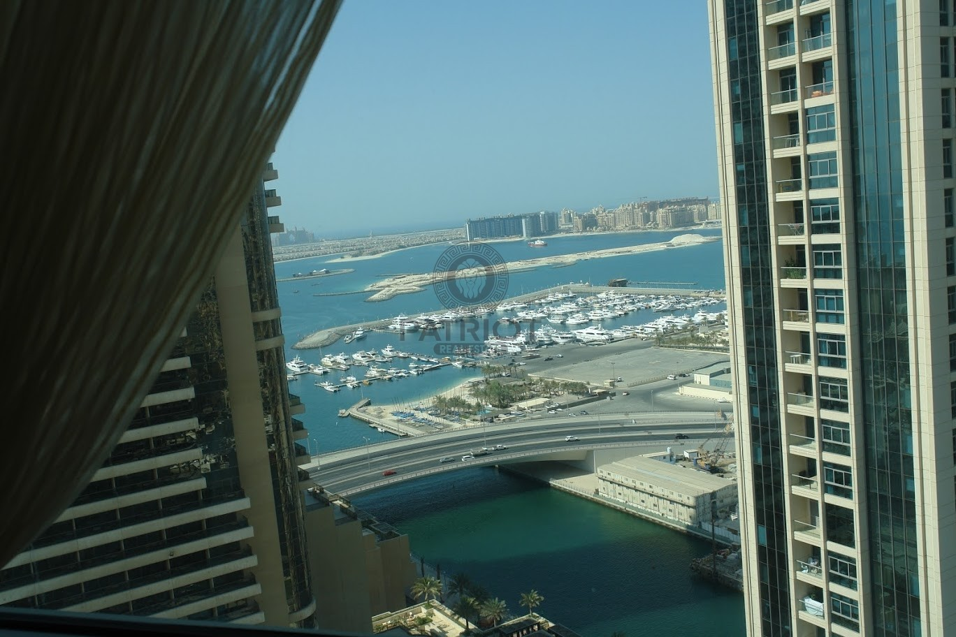 Fully Furnished | Marina View & Sea View |