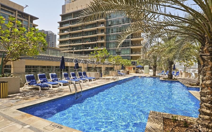 Panoramic Marina View,Furnished 1 Bedroom Mid Floor