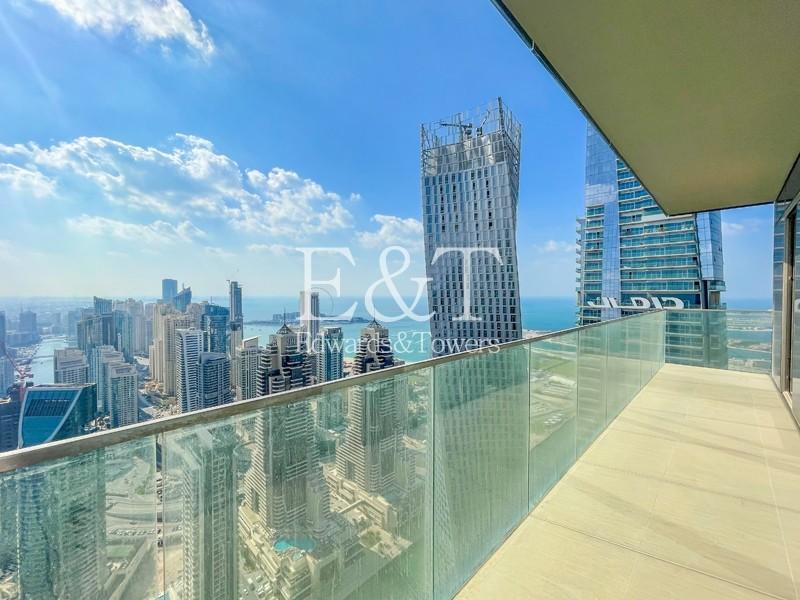 Resale | High Floor | Vacant | Full Marina View