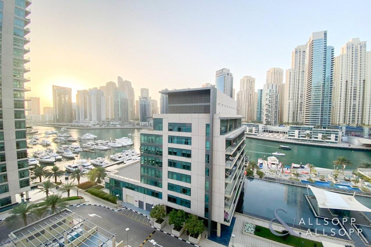1 Bed | Marina Views | Balcony | Emaar