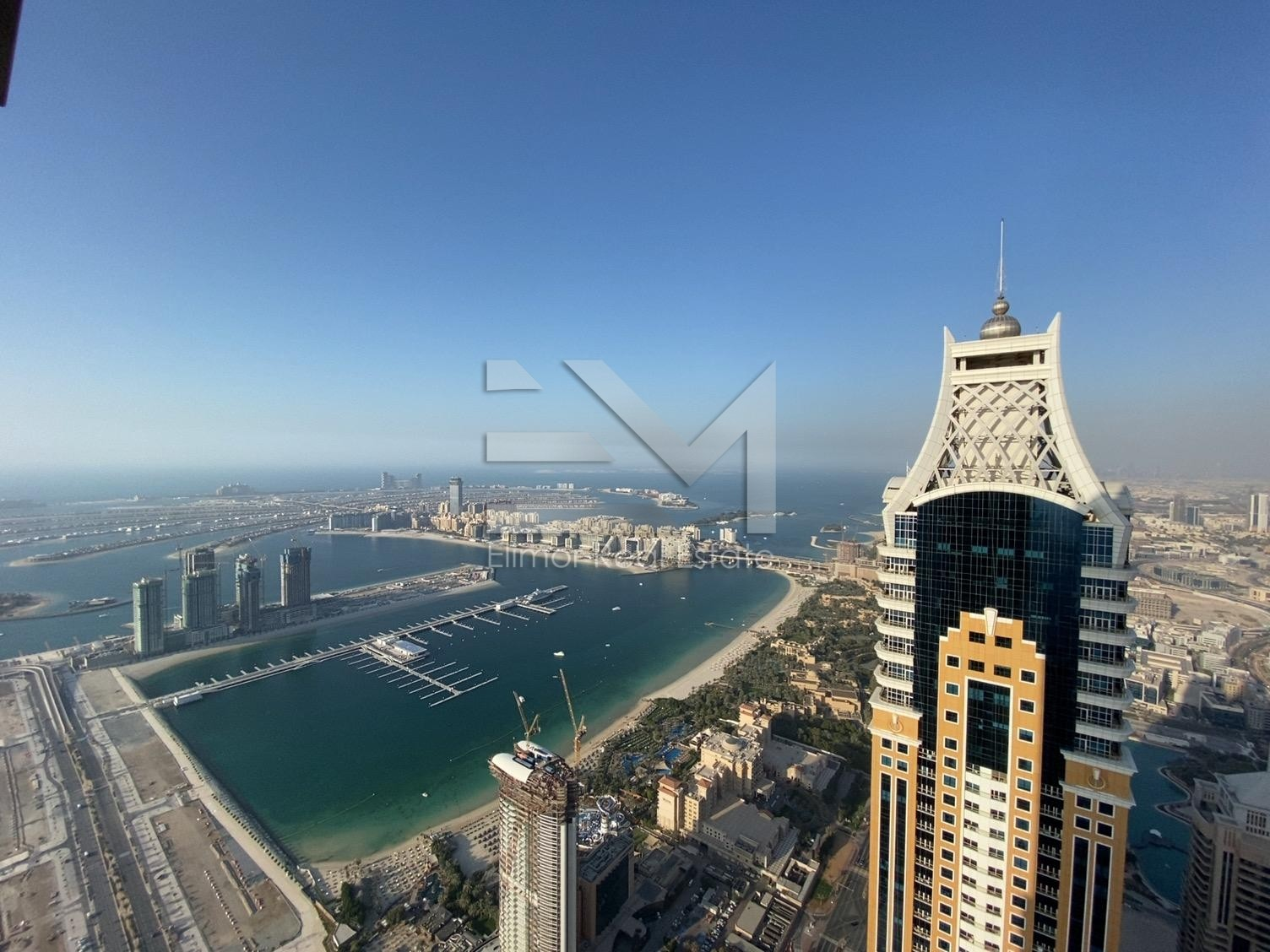 Penthouse | High Floor | Furnished | Stunning View