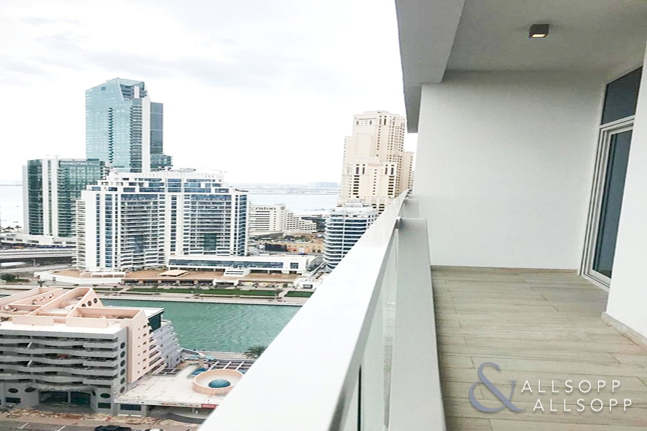 One Bedroom | Sea View | High End Finish