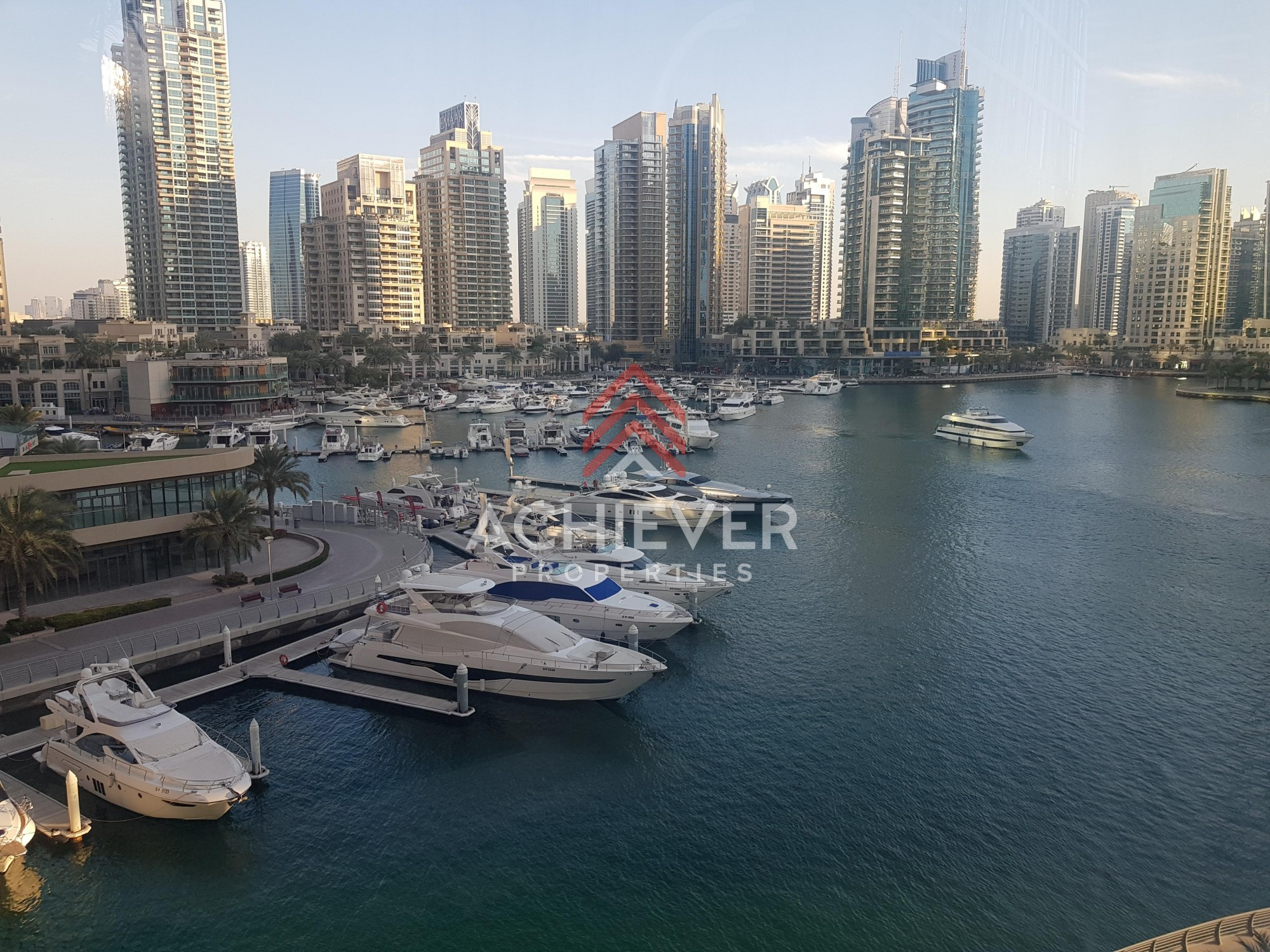 Marina View | Bright & Spacious | One Bedroom