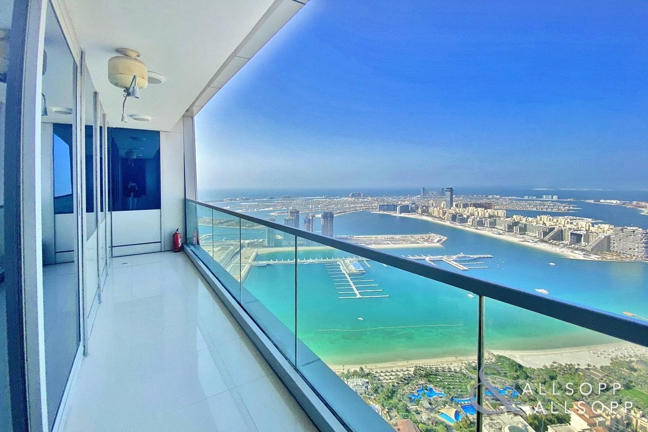 4 Bedroom | Duplex | Sea View | Upgraded