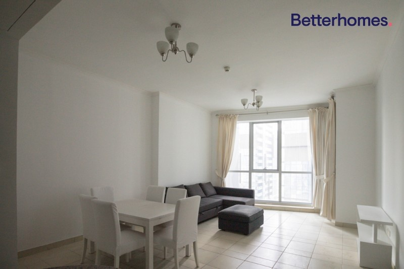 Furnished 1 bed | Open kitchen |Chiller free