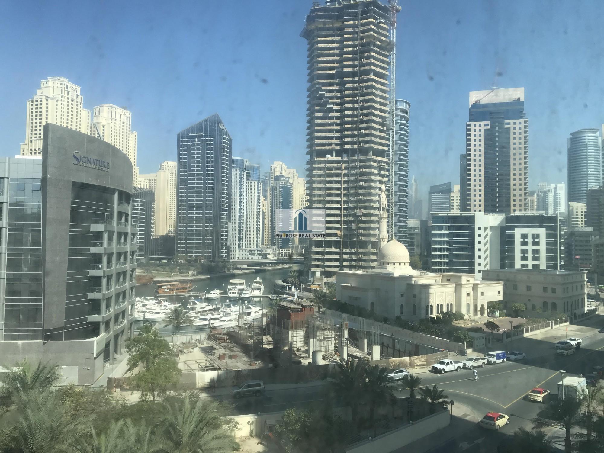 Low Traffic Area | Marina View | Closed Kitchen | 3 Balcony | Laundry Room