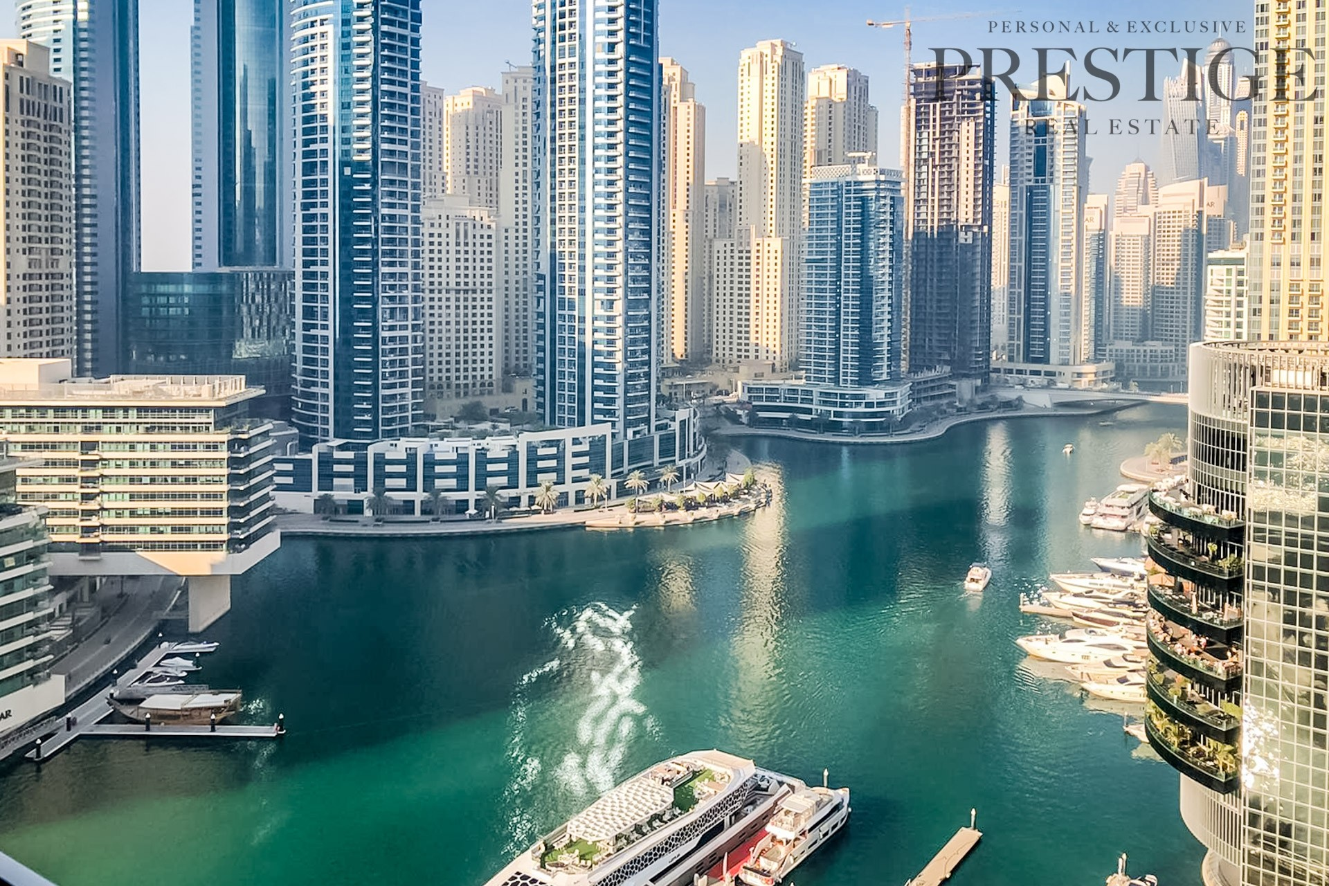 2 Bed | Full Marina View | Silverene Tower A