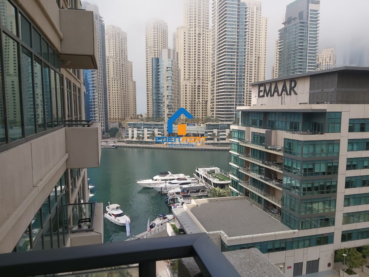 Vacant Ready to move Furnished Marina view