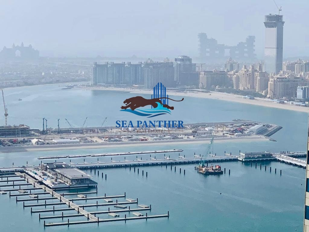 Sea View | 2 Bed | Chiller Free | Sulafa Tower
