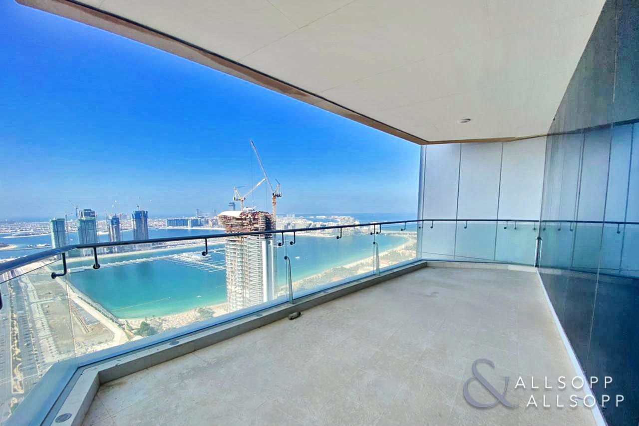 Full Sea View | Vacant | Half Floor | 4 Bed