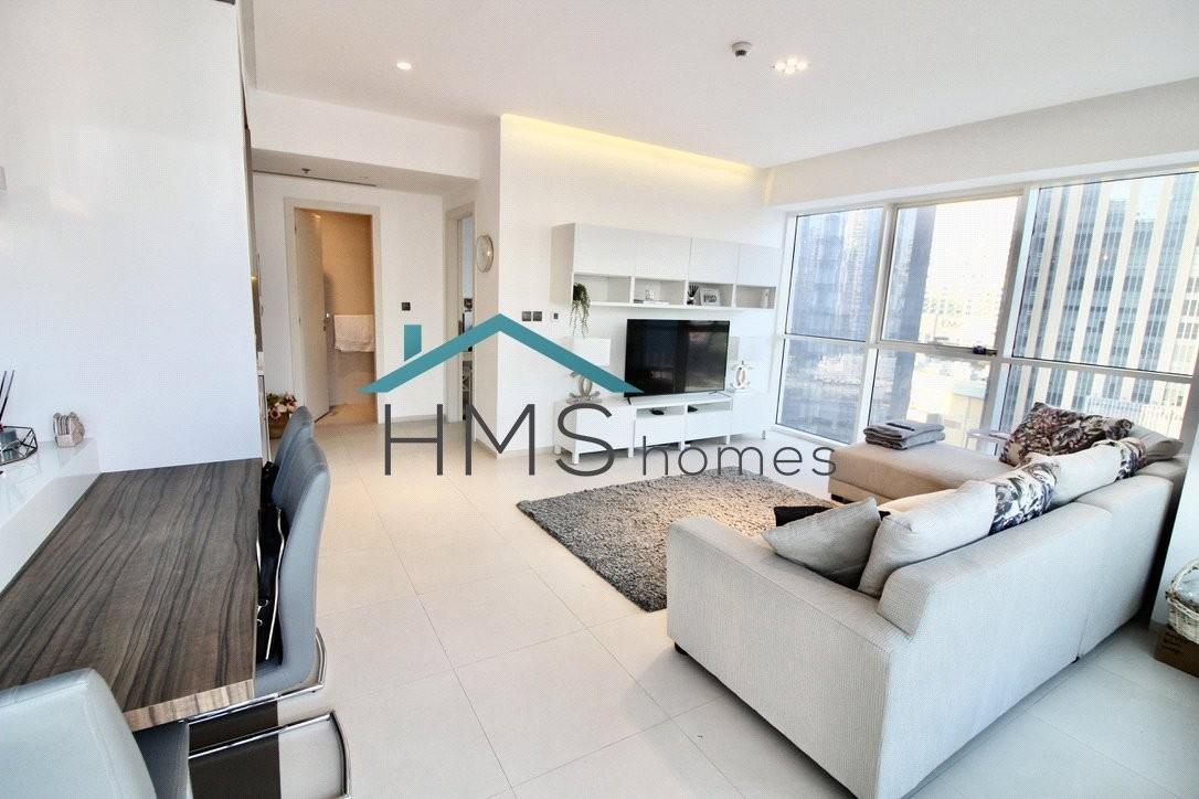 Corner Unit | Modern Finish | Bright Apartment