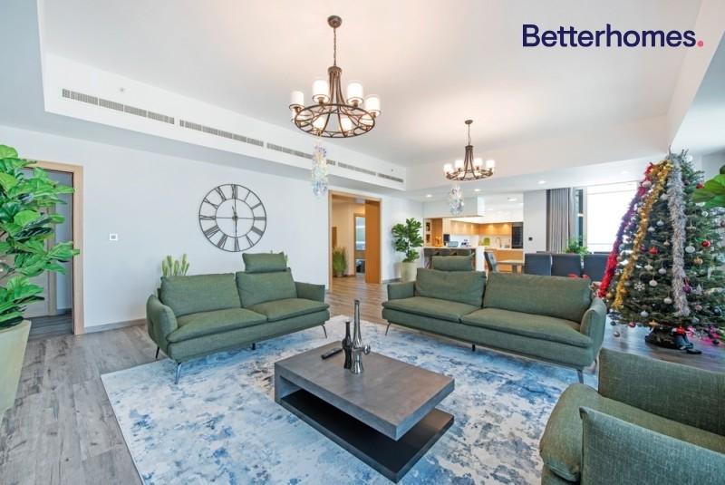 Fully Upgraded | Marina Views |  High Floor