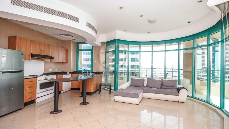 Exclusive   Bright and Spacious 2BR   High Floor