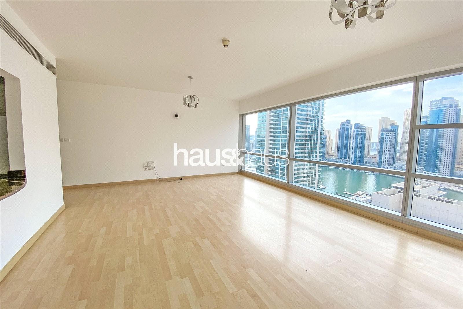 3 Bed | Maids | Marina Views | High Floor
