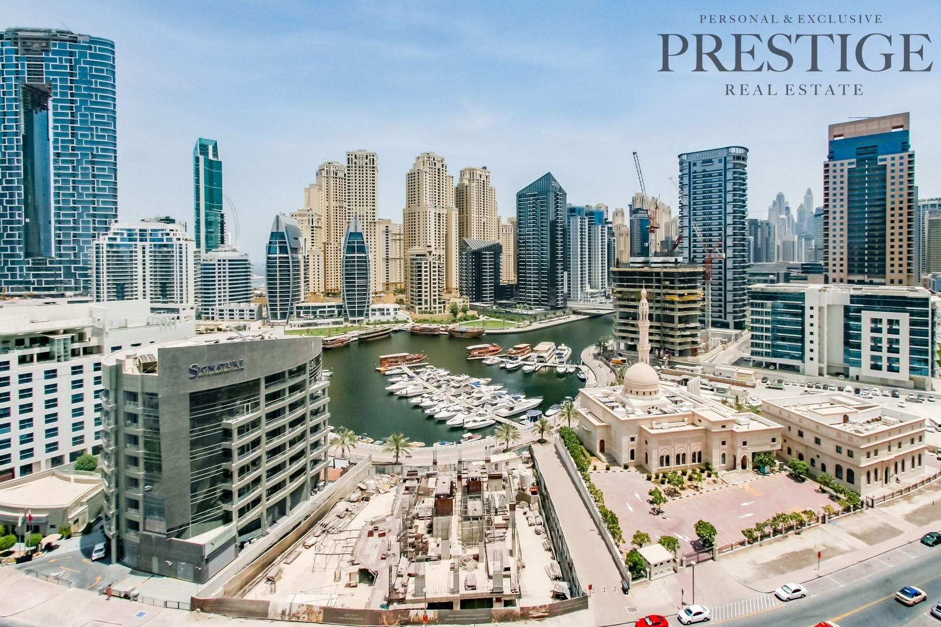 Fully Upgraded | Huge Balcony Marina View