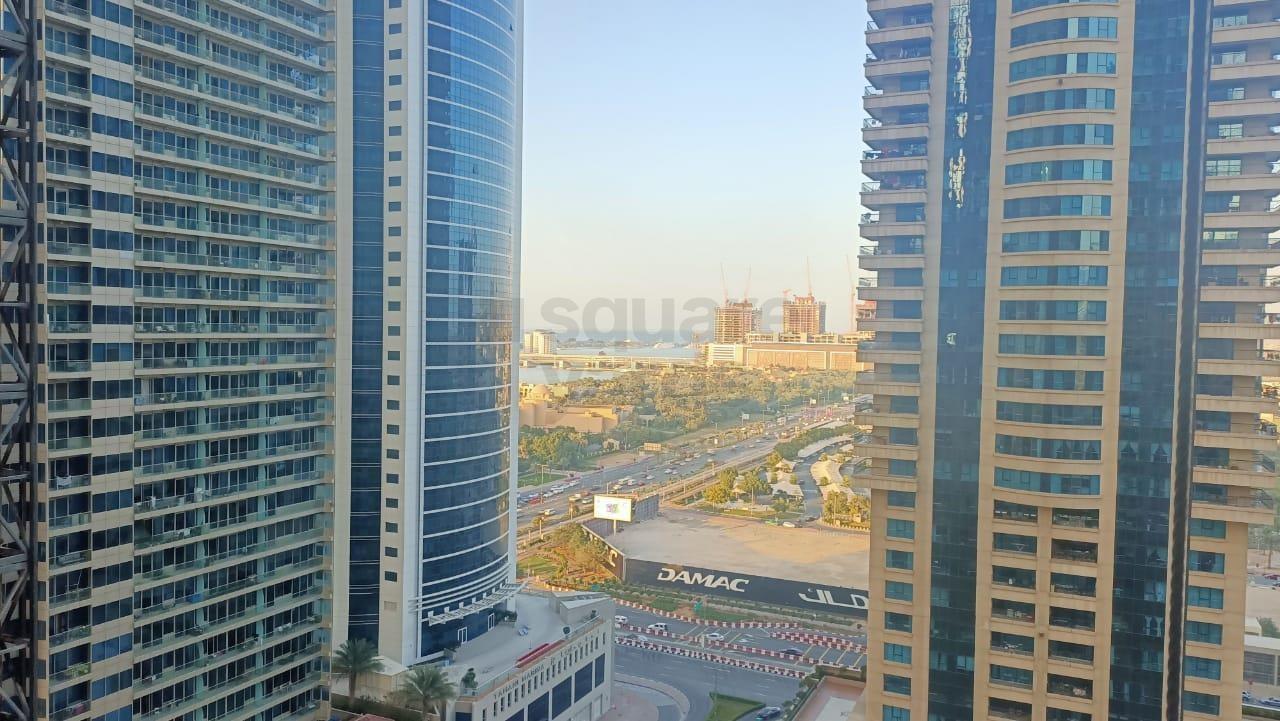 Furnished, Huge 1BR with 2 Balcony || Sulafa Tower