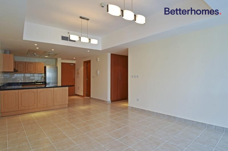 Mid Floor | Unfurnished | Partial Marina View