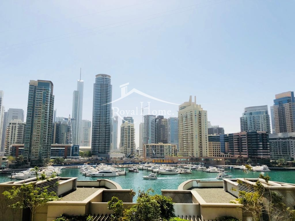Unfurnished | 2BR | Marina Promenade