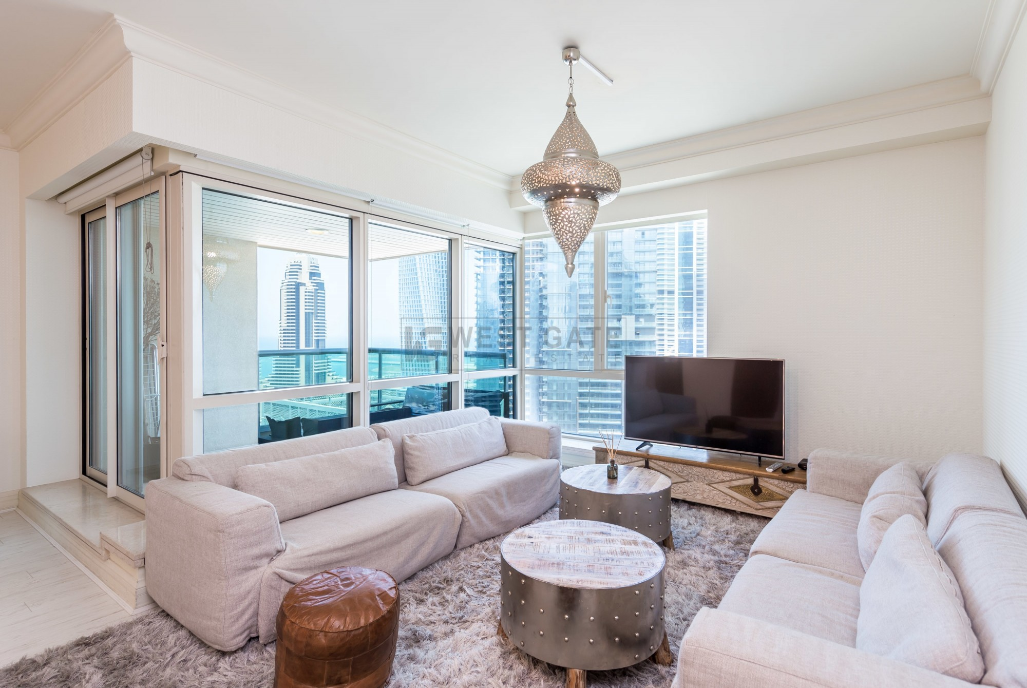 Fully Furnished| 2BR +Study| Marina View| VOT