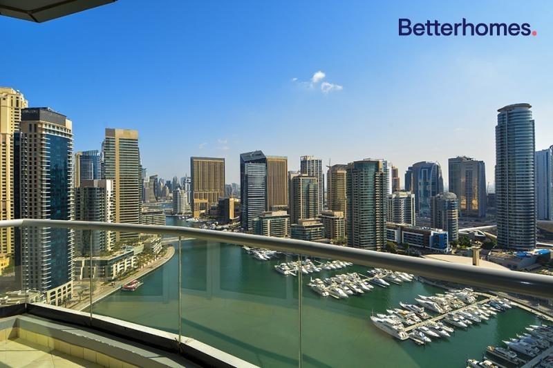 Full Marina View   High Floor   Rented   Parking