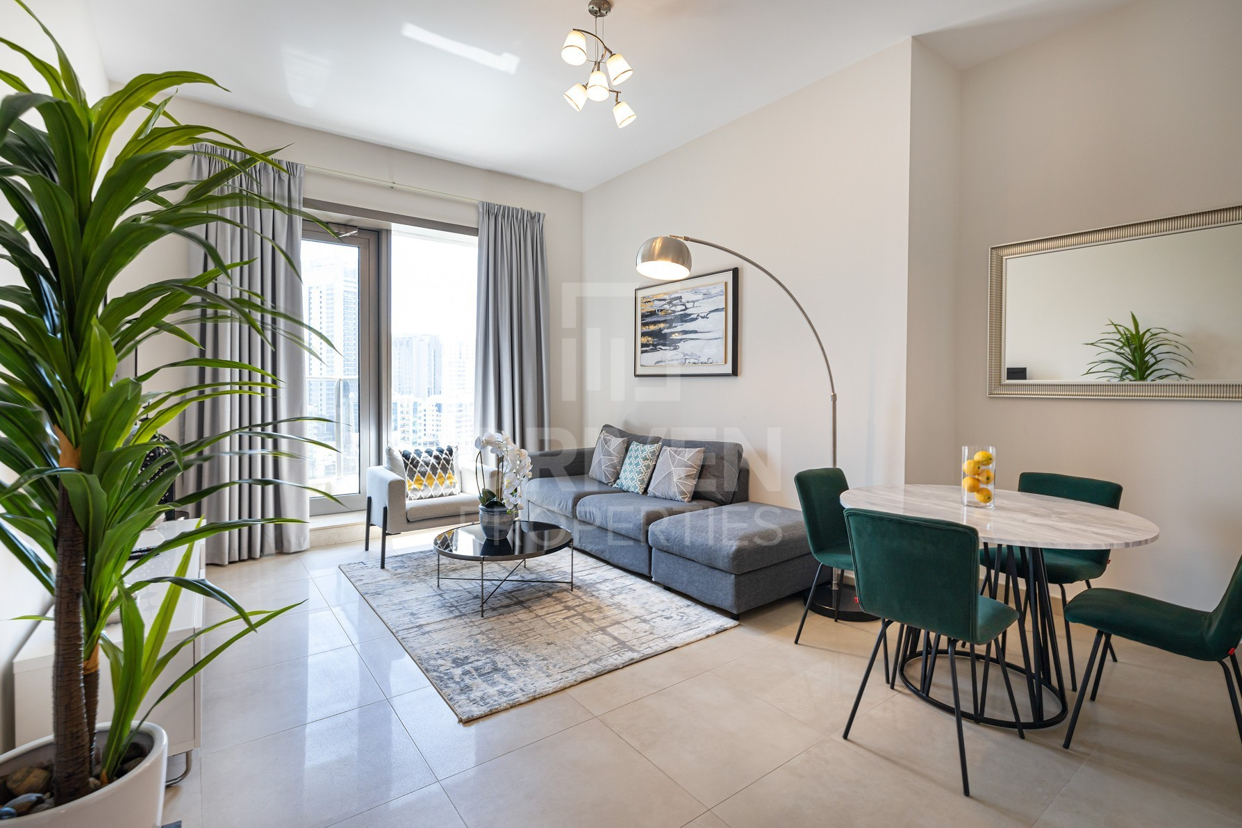 Well-Kept | High Floor in Prime Location