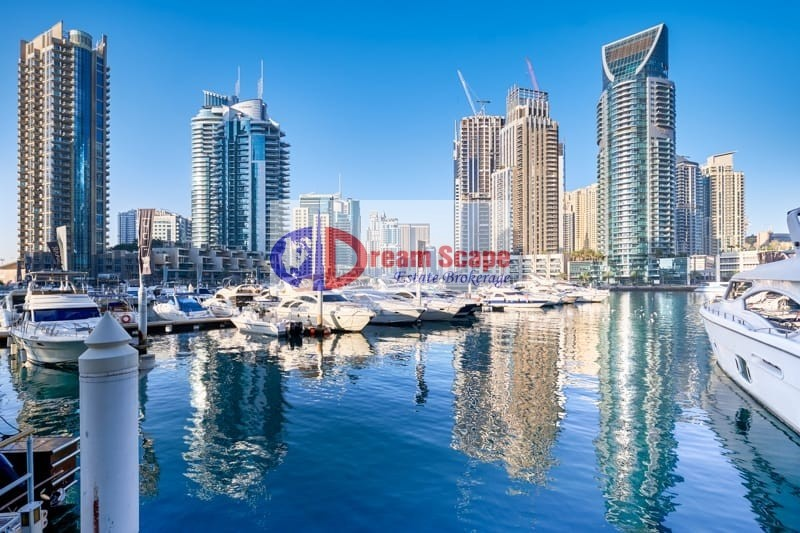 Brand New Residential Building for Sale in Dubai Marina