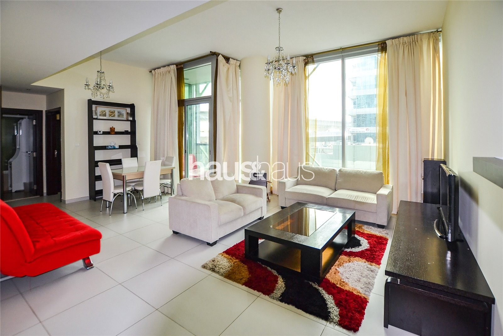 Bright | Fully Furnished | Rooftop pool