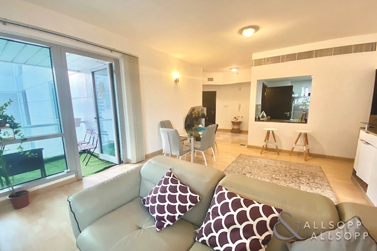 2 Bedrooms | Unfurnished | Close To Metro