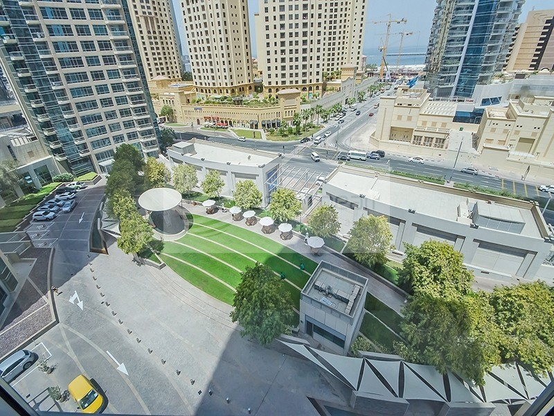 Beautiful |  Spacious 1 BR Apartment with JBR View