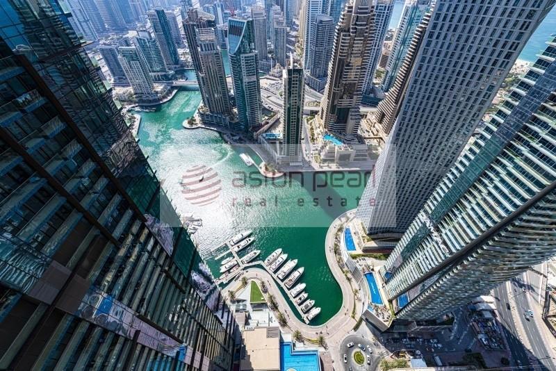 Corner Unit | Premium Finishing | Full Marina View