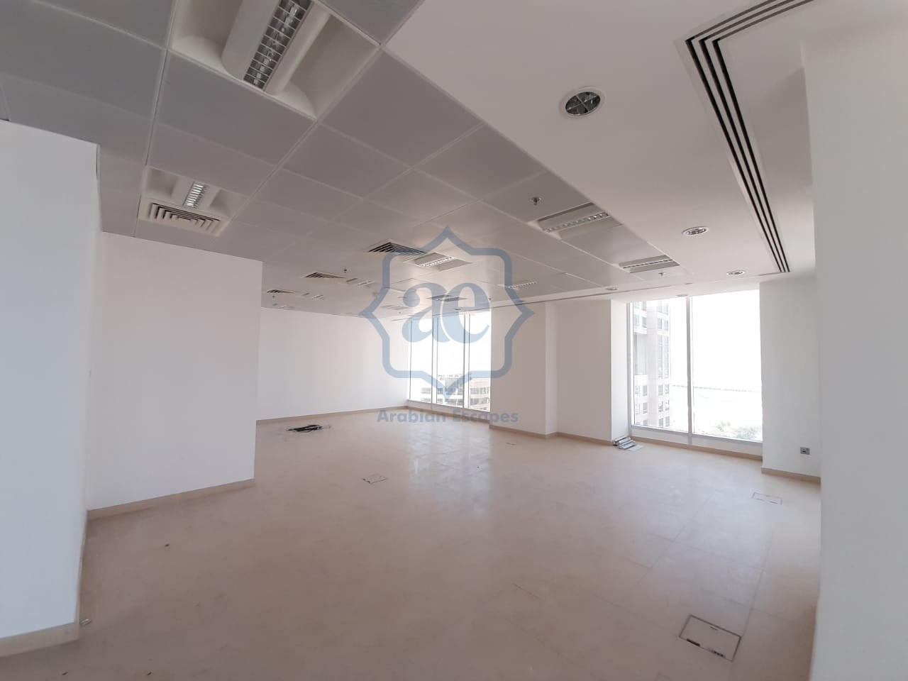 Open Plan Office l DEWA&Chiller included l Sea View