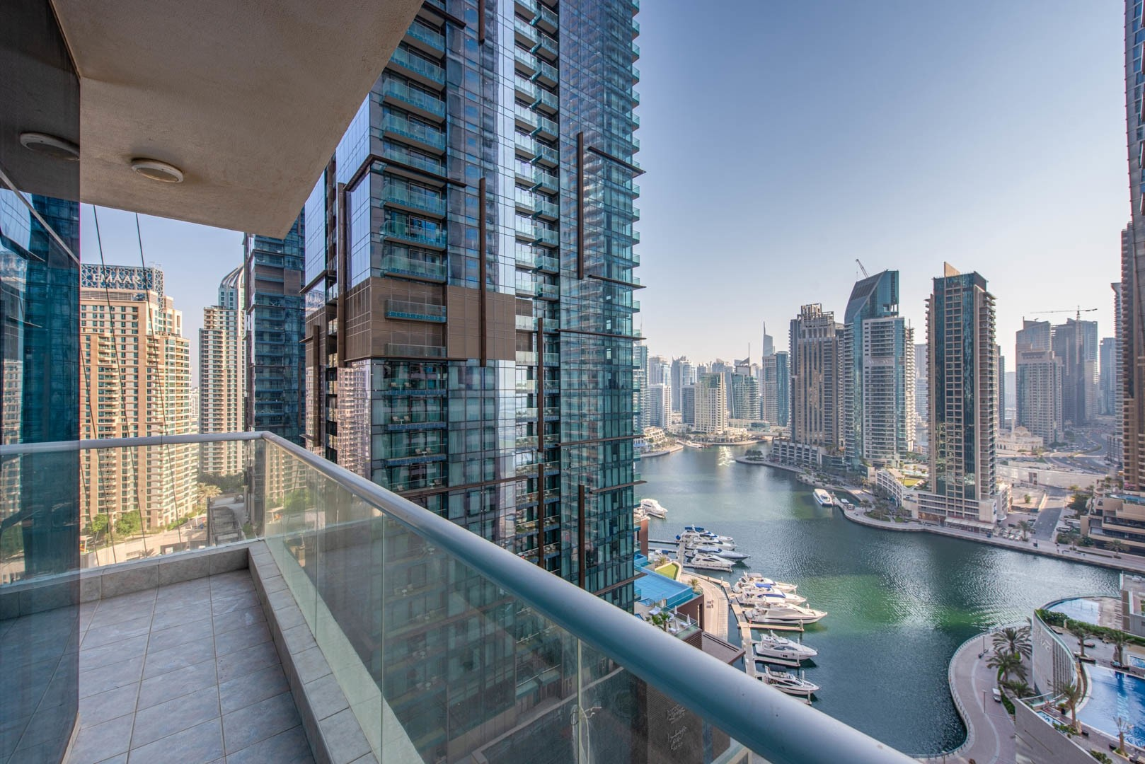 Dubai Marina View |  Non negotiable