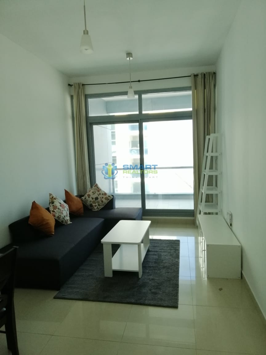 Furnished One Bedroom Chiller Free Pool View